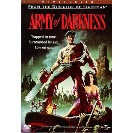 Army of Darkness ( (DVD))