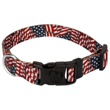 Country Brook Design® Patriotic Tribute Deluxe Dog - Patriotic Dog