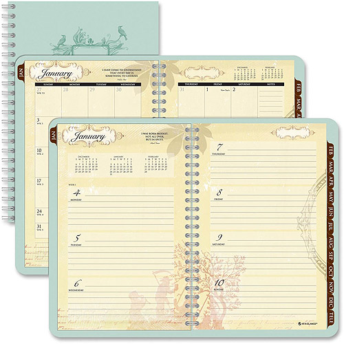 At-A-Glance Poetica Weekly/Monthly Planners