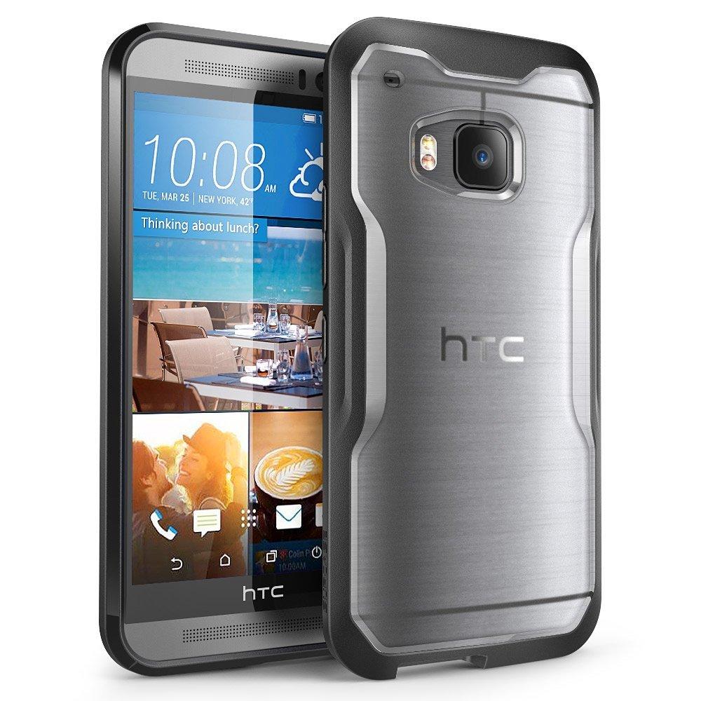 759e36e2a11 HTC One M9 Case,SUPCASE Unicorn Beetle Series Premium Hybrid Protective  Clear Case-Frost Clear/Black - Walmart.com