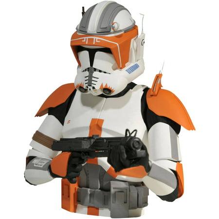 star wars commander cody bank - walmart - walmart
