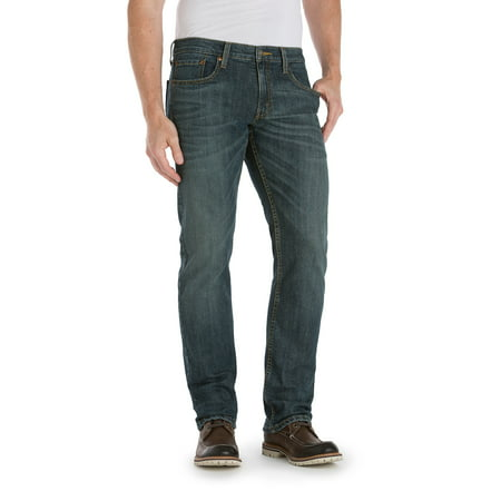 7519b0b7 Signature by Levi Strauss & Co. Men's Straight Fit Jeans - Walmart.com