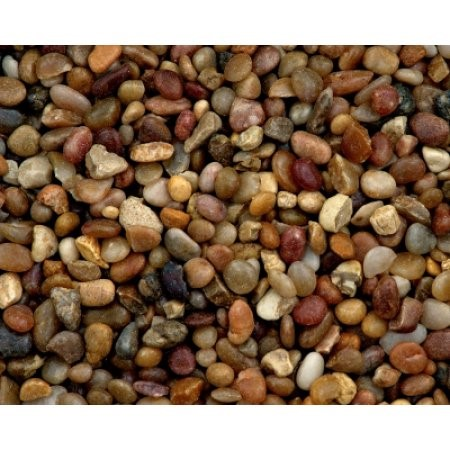Estes Nature Blend Shallow Creek Pebbles Aquarium Gravel, 25 Lb