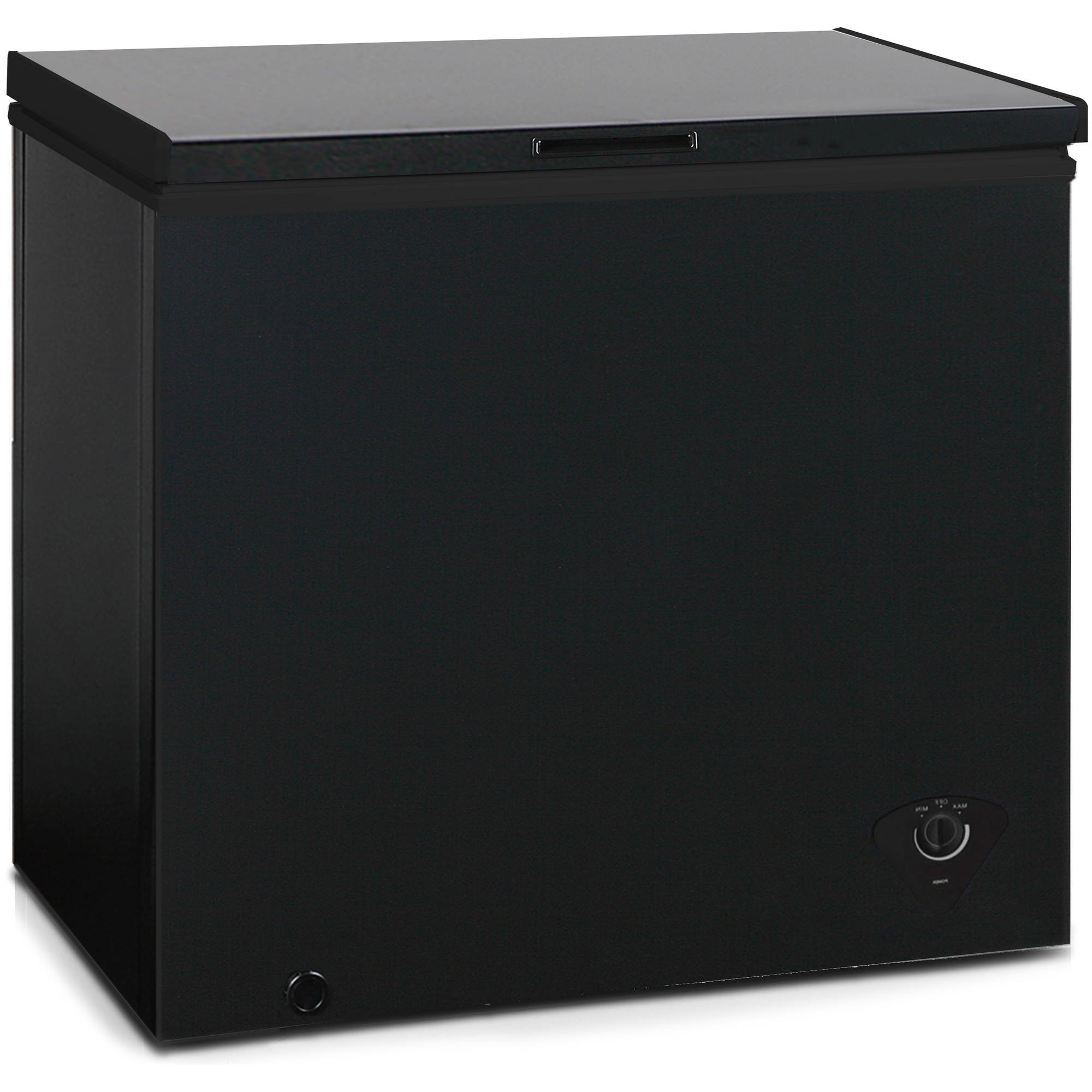 Arctic King 7 Cu Ft Chest Freezer Black Walmart Com