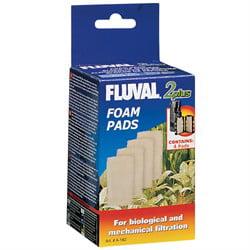 Fluval 2 Plus Foam - Fluval 2 Plus Foam Insert (4-Pack)