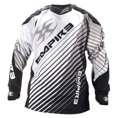 Empire Paintball Contact Zero FT Jersey - Grey