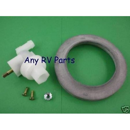 Thetford RV Toilet Water Valve 09868 Galaxy ;from#anyrvparts