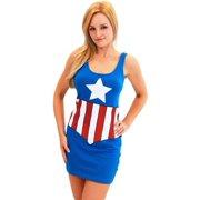 Marvel Comics Sexy Costume Tank Dress Adult: