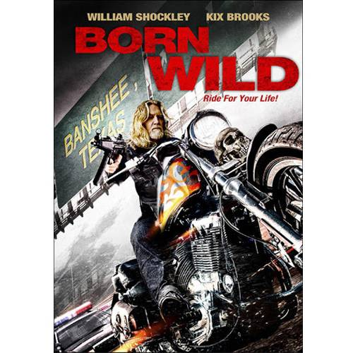 Born Wild (Widescreen)
