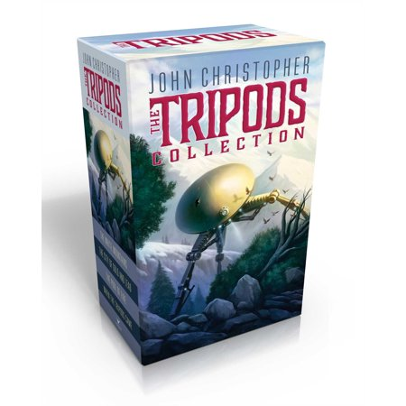 The Tripods Collection : The White Mountains; The City of Gold and Lead; The Pool of Fire; When the Tripods Came (When Is Party City Open)