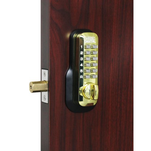 Lockey USA Keyless Mechanical Entry Deadbolt