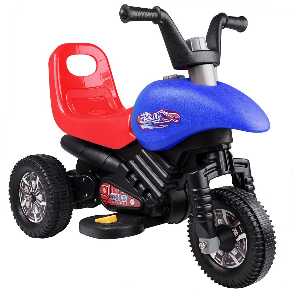 3 Wheels Kids Ride On Cool Toy Motorcycle 6V Battery Powered Electric Bicycle by Yescom