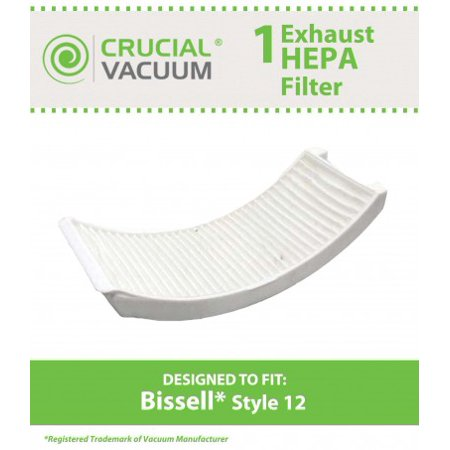 Bissell Post Motor Filter (Bissell Style 12 Post Motor Filter, Part # 203-1402, 203-8037)