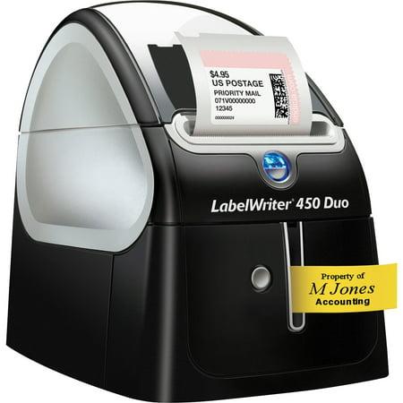 Dymo, DYM1752267, 450 Duo LabelWriter, 1 Each, - Dymo Duo