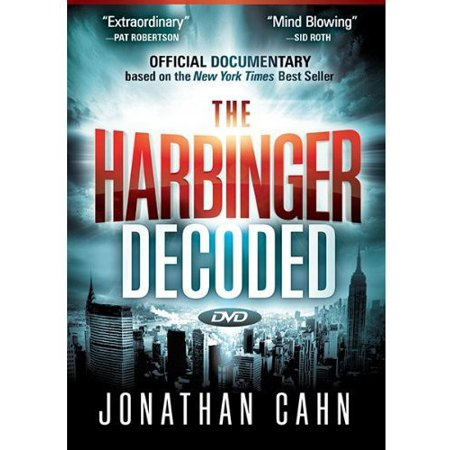 Harbinger Decoded Directed by Nathan Todd Sims. Starring Michael Brown, Jonathan Cahn.
