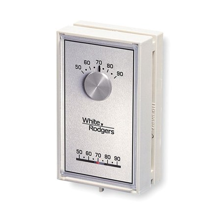 Free Thermostat (Low V Thermostat, H Only, Hg Free, Vertical)