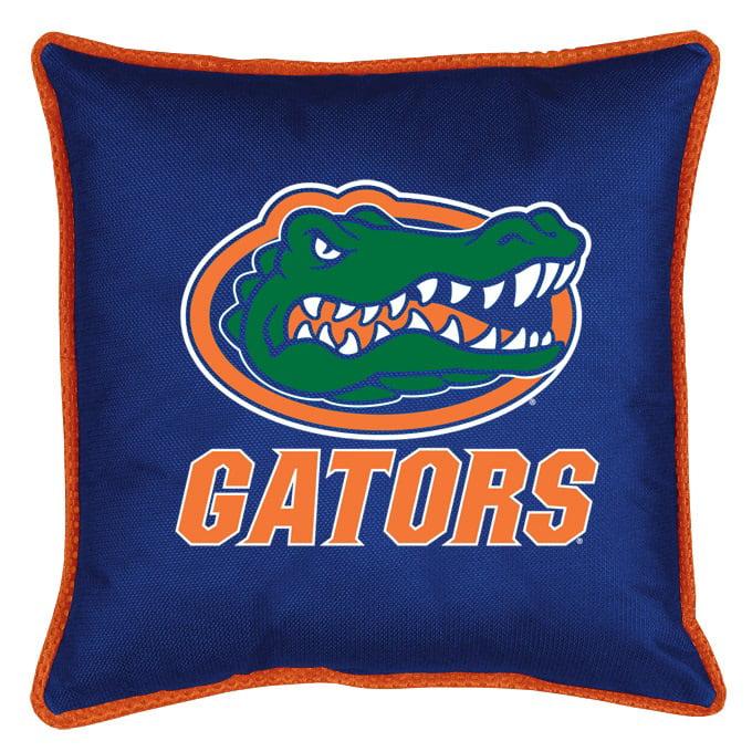 University of Florida Decorative Jersey Trim Pillow