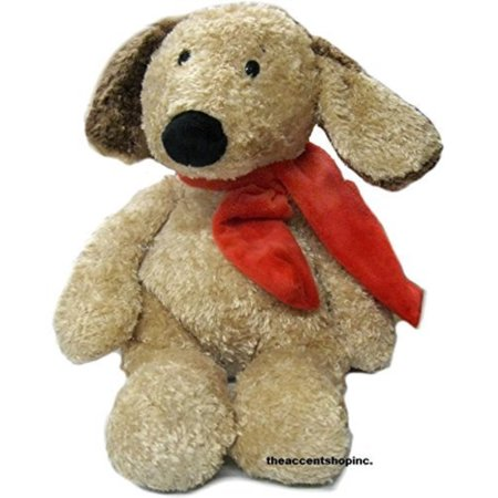 "Ganz Peardrops Puppy with Scarf 14"" (HX11159)"