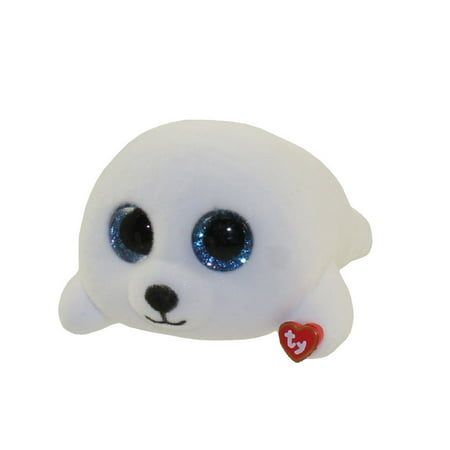 TY Beanie Boos - Mini Boo Figures - ICY the White Seal (2 inch)