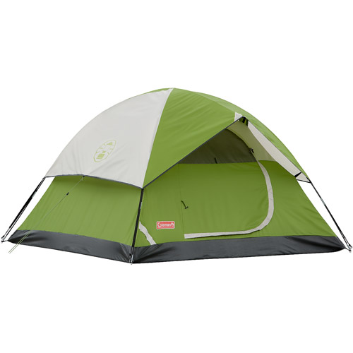 Coleman 7' x 7' Sundome 3 Person Tent