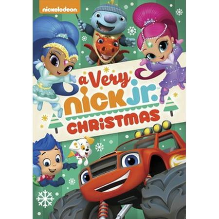 Nickelodeon Favorites: A Very Nick Jr. Christmas (DVD)