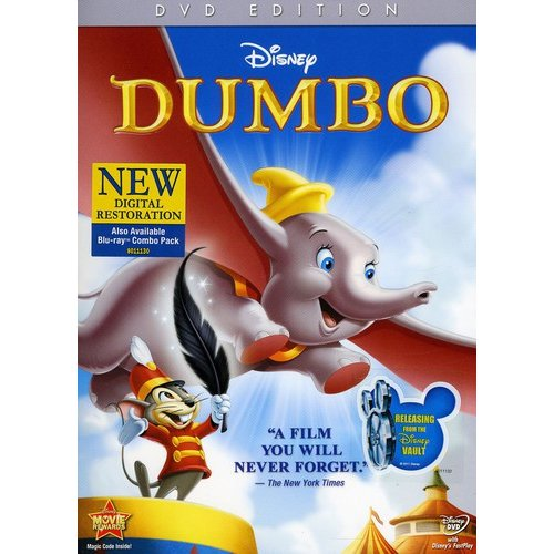 Dumbo (70th Anniversary Edition) (Full Frame, ANNIVERSARY)