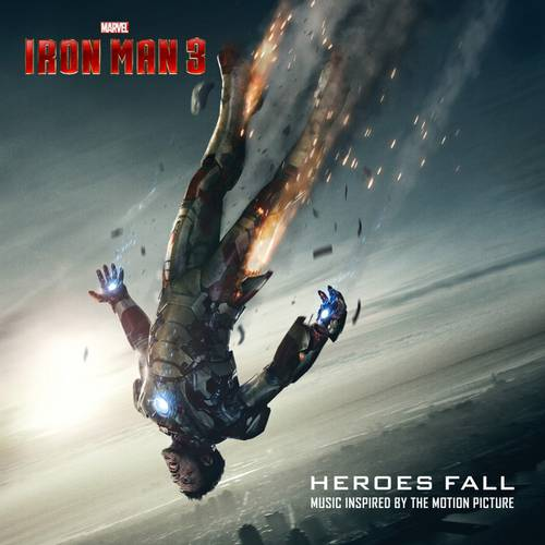 Iron Man 3: Heroes Fall Soundtrack