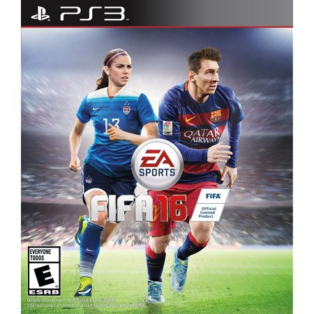 FIFA 16, Electronic Arts, PlayStation 3, 014633369335