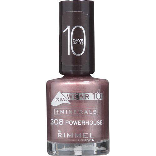 Rimmel London: 308 Powerhouse + Minerals Lycra Wear 10, .4 Fl Oz