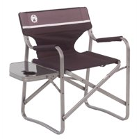 Coleman Deck Chair with Folding Table