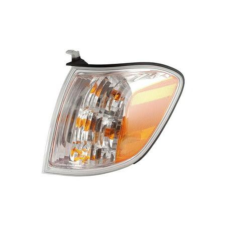 Dorman 1631374 Turn Signal Light, Clear & Amber Lens, Plastic lens