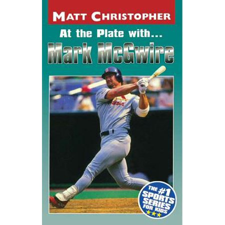 At the Plate with...Marc McGwire - eBook