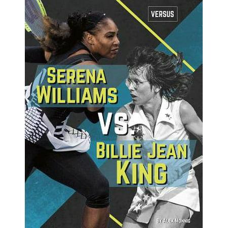 Serena Williams vs. Billie Jean - Billie Jean Costume
