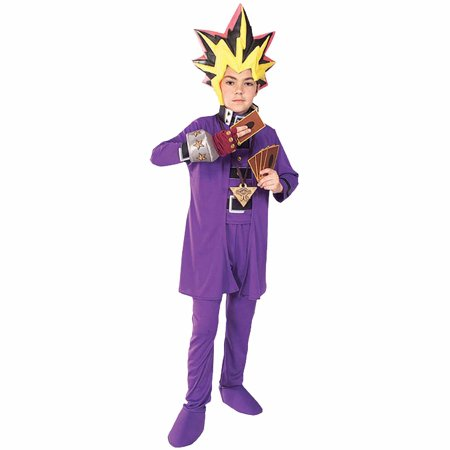 Yu Gi Oh Deluxe Child Halloween Costume - Kids Gi Joe Costumes