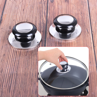 1pc Kitchen Pot Saucepan Lid Hand Grip Knobs Cover Pot Knob Cap Screw Supplies