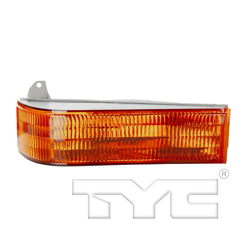 For 1980-1986 Ford F-150 Parking Light Driver and Passenger Side w//Amber Lens For FO2520101