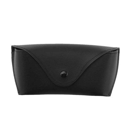PU Leather Glasses Case Vintage Sunglasses Glasses Holder Box Eyeglasses Solid Storage Box