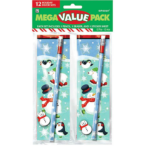 Christmas Favor Set (6 Count)