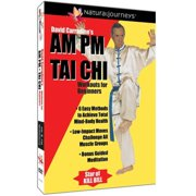 David Carradine's AM & PM Tai Chi Workouts For Beginners by GOLDHIL HOME MEDIA INT L