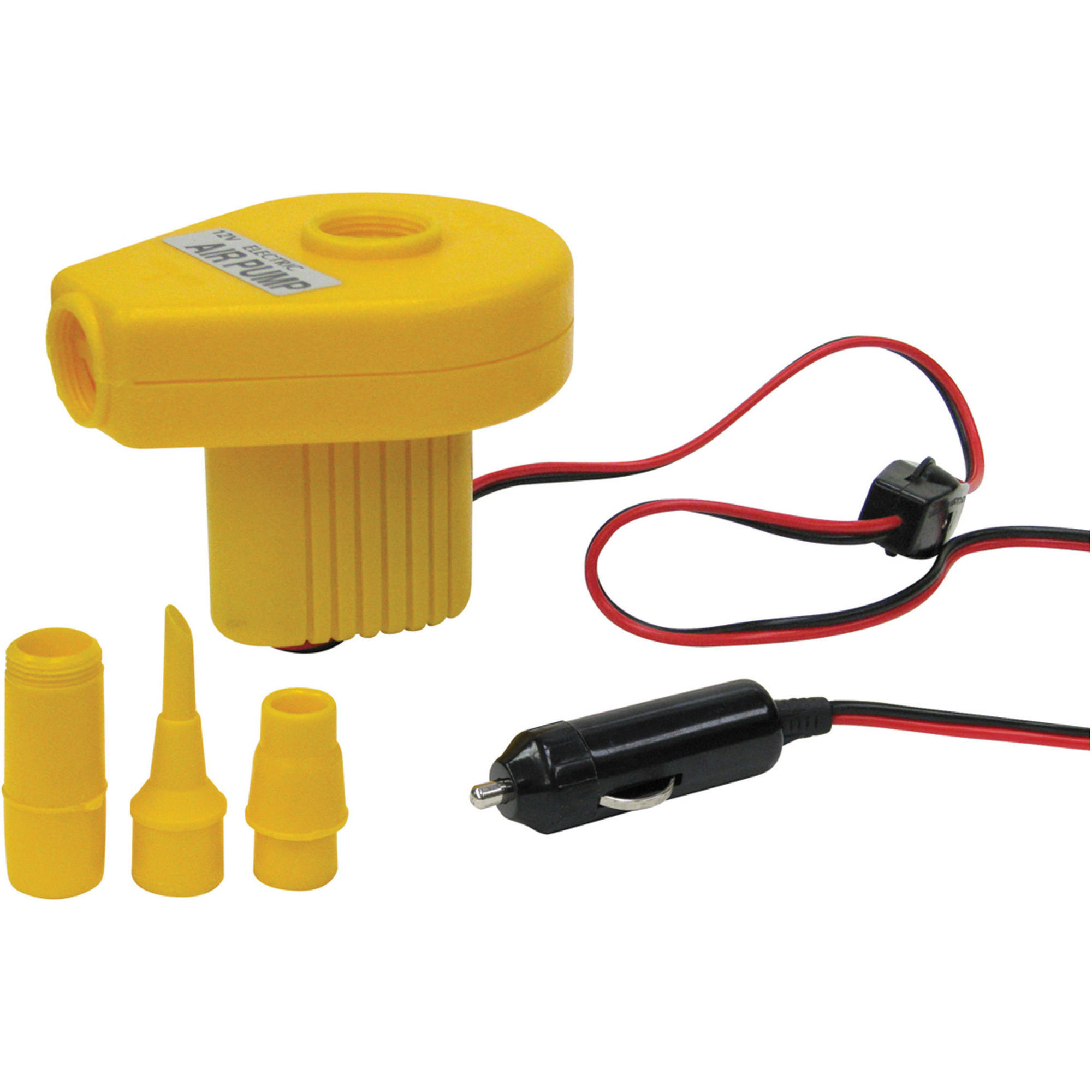 Stansport Portable Air Pump, 12 Volt by Stansport