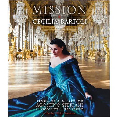 Cecilia Bartoli: Mission (Blu-ray)