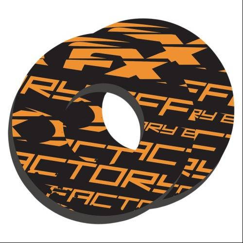 Factory Effex Moto Grip Donuts KTM/Orange