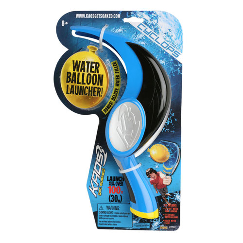 KAOS Water Balloon Launcher