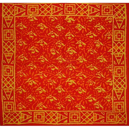 Block Print Cotton Table Napkin 20