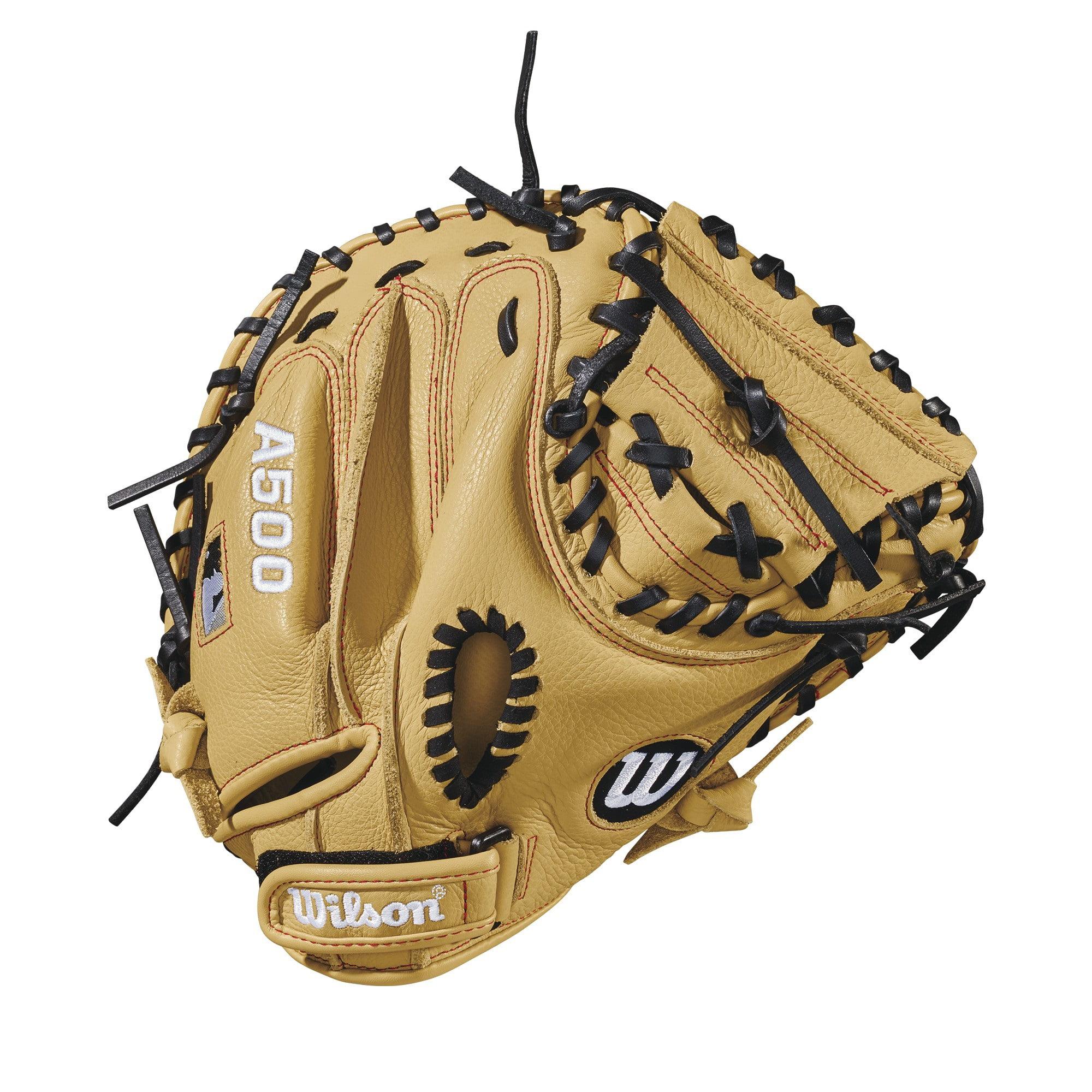 """Wilson A500 32"""" Catcher's Mitt Right Hand Throw by Wilson Sporting Goods"""