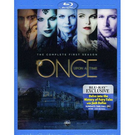 Once Upon A Time  The Complete First Season  Blu Ray