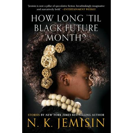 Jennifer Back To The Future (How Long 'til Black Future Month? -)