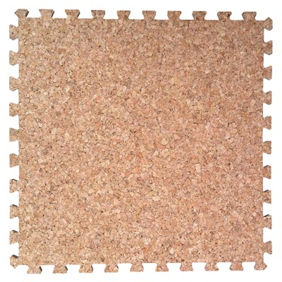 Tadpoles Cork Laminate Playmat Set
