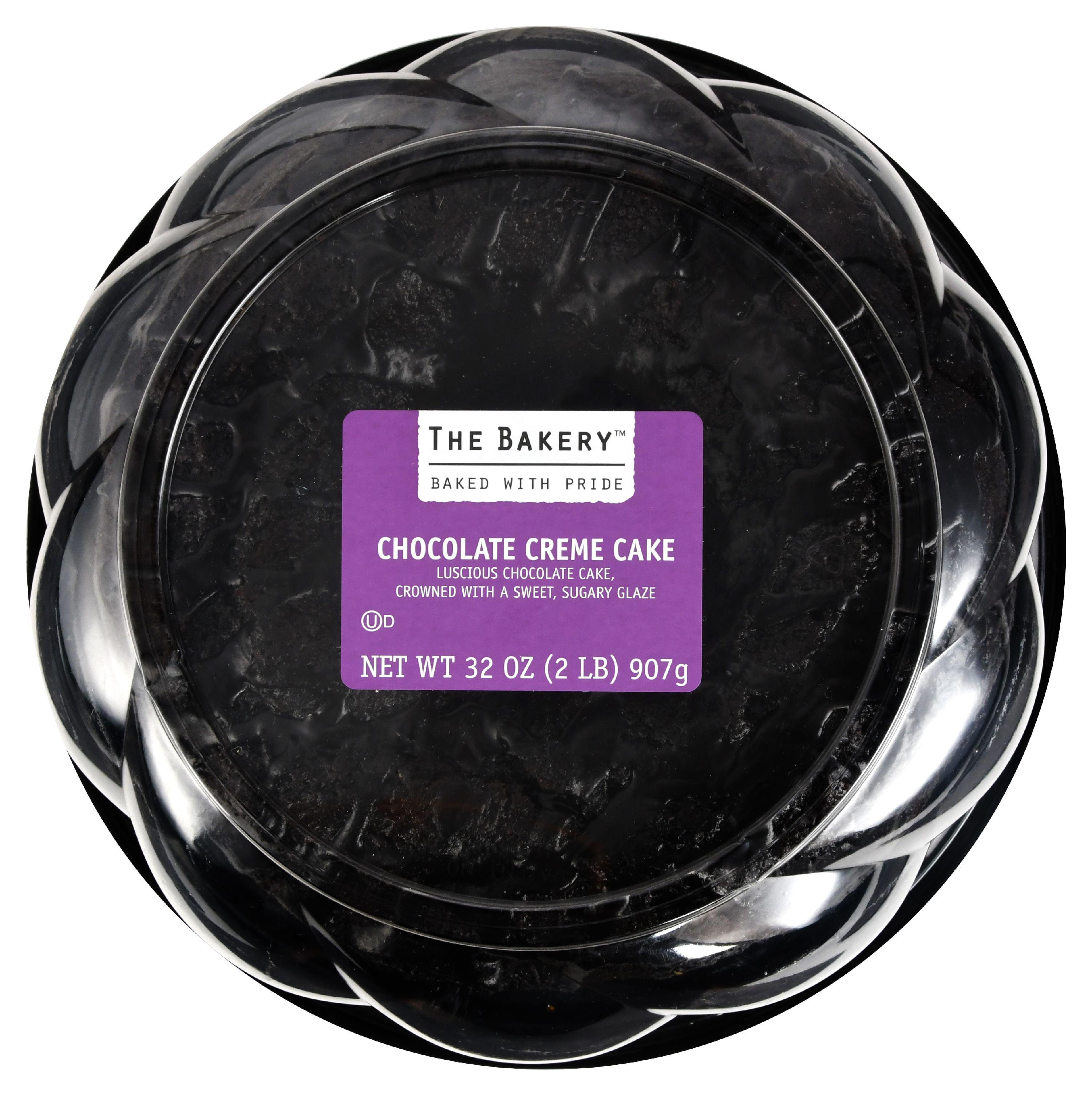 The Bakery Chocolate Crème Cake, 32 oz