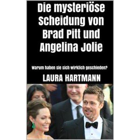 Die mysteriöse Scheidung von Brad Pitt und Angelina Jolie - eBook - Brad Pitt And Angelina Jolie Halloween Costume
